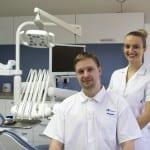 Zubař v Praze