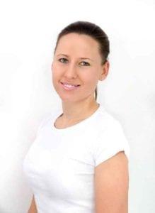 Zdravotní sestra Iveta